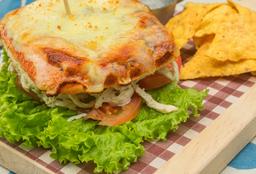🥪Super Sandwichs + Nachos +Cervezas