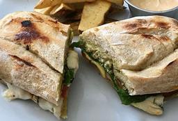Sándwich de Zapallo