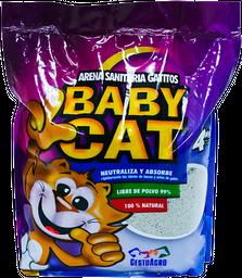 Arena Sanitaria Baby Cat