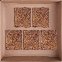 Caja x 5 Brownies Tradicionales