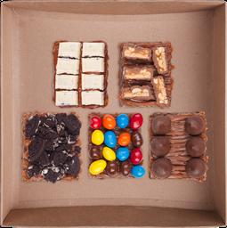 Caja x5 Brownies Surtidos