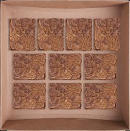Caja x10 Brownies Tradicionales