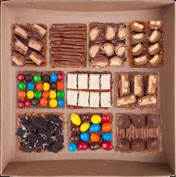 Caja x10 Brownies Surtidos