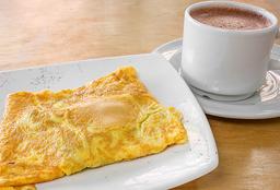 🍳Huevos Omelette