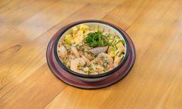 Coconut Shrimp Bowl