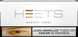 Heets Bronze Label Cartón