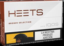 Heets Bronze Label Cajetilla