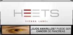 Heets Sienna Label Cartón