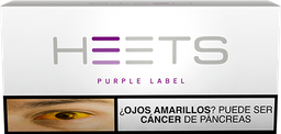 Heets Purple Label Cartón