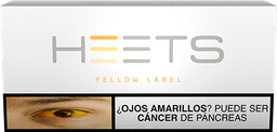 Heets Yellow Label Cartón