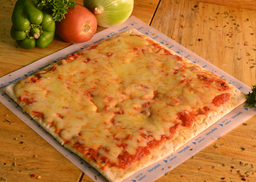 Pizza Napolitana  Más 1 Ingrediente