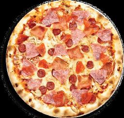 Pizza personal + gaseosa personal