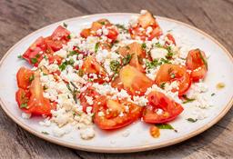 Ensalada Tomates y Queso Feta