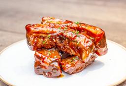 Costilla de Cerdo BBQ (400g)