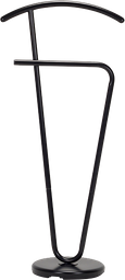 Perchero Solteron Suit Stand 46*25*103Cm Metal Negro