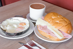 🥪 Desayuno Estudiantil
