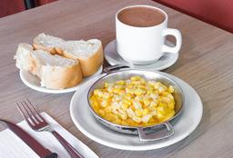🌽 Desayuno Sabanero