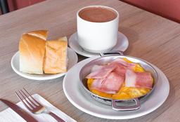 🥓 Desayuno Inglés