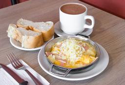 🍳 Desayuno Suizo