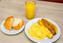 🍌 Huevos Vallunos