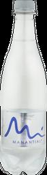 Agua Manantial con Gas/ sin Gas