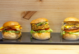 🍔Shot Burgers