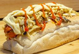 🌭 Hot Dog Tradicional de Chorizo