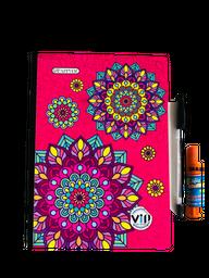 Cuaderno Cosido Cuadriculado X 100 Hojas + Obsequio