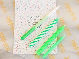 Kit de Velas de Cumpleaños
