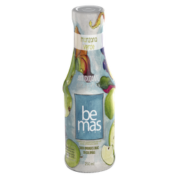 BeMas sabor a Manzana Verde (Sin Azucar) 350 ml