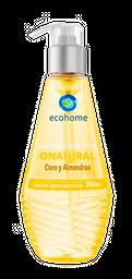 Jabon de Manos Liquido Coco y Almendra 360 ml