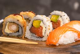 Combo Sushi Guns And Roses