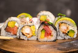 Combo Sushi Rolling Stones