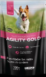 Agility Gold Trozos de Cordero