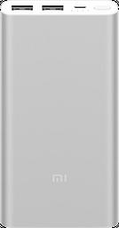 Bateria Externa Power Bank Xiaomi 2 de 10.000mah 2 Puertos