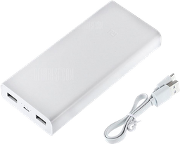 Bateria Externa Power Bank Xiaomi 2 de 20.000mah 2