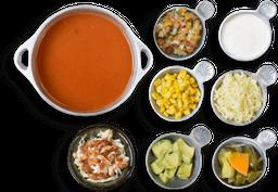 Combo Sopa Tortilla Chicanos