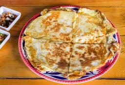 Burrito + Quesadilla de Queso + Gaseosa