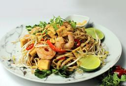 Pad Thai Camarón