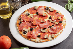 Pizza La Ibérica