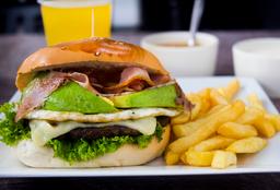 Hamburguesa Criolla