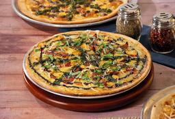 Pizza Chicken Pesto