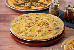 Pizza Grilled Chicken Bacon