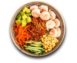 Shrimp Poke Bowl