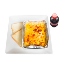 Lasagna Mixta + Coca cola mini