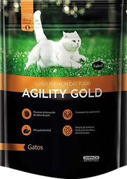 Agility Gold Para Gato Adulto - 3 Kg