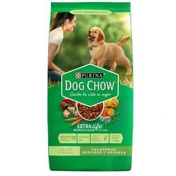 Dog Chow Cachorros Razas MedianaGrande - 4 Kg