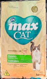 Max Cat Castrados - 3 Kg