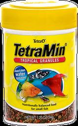 Tetramin Granulado Para Betas Mollys Platys - 34 Gr