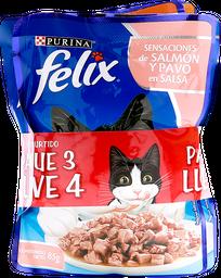 Felix Sensaciones Pague 3 Lleve 4 - 85 g